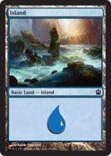 島/Island No.236 【英語版】 [THS-土地]