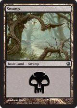 沼/Swamp No.241 【英語版】 [THS-土地]