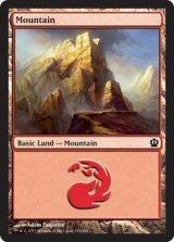 山/Mountain No.244 【英語版】 [THS-土地]