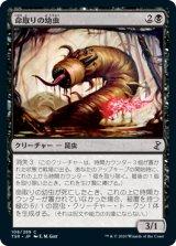 命取りの幼虫/Deadly Grub 【日本語版】 [TSR-黒C]