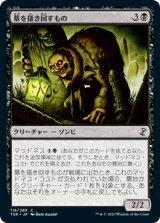 墓を掻き回すもの/Grave Scrabbler 【日本語版】 [TSR-黒C]