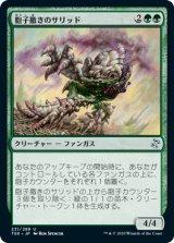 胞子撒きのサリッド/Sporesower Thallid 【日本語版】 [TSR-緑U]