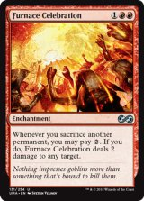 炉の式典/Furnace Celebration 【英語版】 [UMA-赤U]《状態:NM》