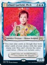 Richard Garfield, Ph.D. 【英語版】 [UND-青R]