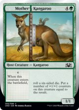 Mother | Kangaroo 【英語版】 [UND-緑C]