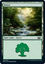 Forest No.95 【英語版】 [UND-土地C]《状態:NM》
