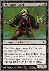 バラバラな者/The Fallen Apart  【英語版】 [UNH-黒C]