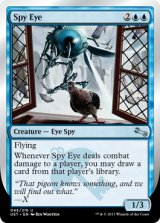 Spy Eye 【英語版】 [UST-青U]
