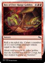 Box of Free-Range Goblins 【英語版】 [UST-赤C]