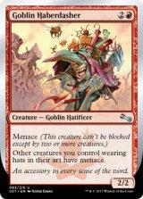 Goblin Haberdasher 【英語版】 [UST-赤U]
