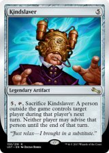 Kindslaver 【英語版】 [UST-灰R]