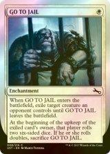 [FOIL] GO TO JAIL 【英語版】 [UST-白C]