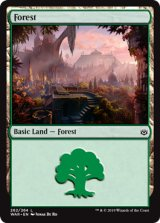 森/Forest No.262 【英語版】  [WAR-土地C]