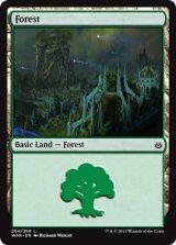 森/Forest No.264 【英語版】  [WAR-土地C]
