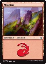 山/Mountain No.275 【英語版】 [XLN-土地]