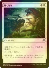 [FOIL] 輝く報復/Bright Reprisal 【日本語版】 [XLN-白U]