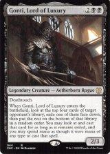 豪華の王、ゴンティ/Gonti, Lord of Luxury 【英語版】 [ZNC-黒R]