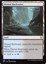 陰鬱な僻地/Dismal Backwater 【英語版】 [ZNC-土地C]