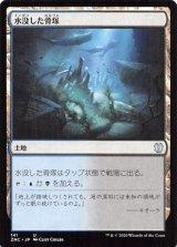 水没した骨塚/Submerged Boneyard 【日本語版】 [ZNC-土地U]
