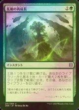[FOIL] 乱動の再成長/Roiling Regrowth 【日本語版】 [ZNR-緑U]《状態:NM》