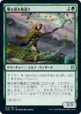 嘲る樹木魔道士/Taunting Arbormage 【日本語版】 [ZNR-緑U]《状態:NM》