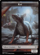Rat & Faerie Rogue 【英語版】 [ZNC-トークン]