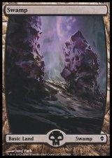 沼/Swamp No.239 【英語版】 [ZEN-土地]《状態:NM》