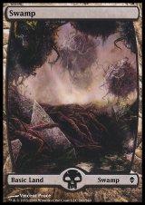 沼/Swamp No.241 【英語版】 [ZEN-土地]《状態:NM》